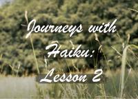 Journeys with Haiku: Lesson 2
