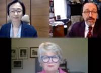Webinar Video - The Pandemic and Its Impact on Gender Equality in Japan and the UK