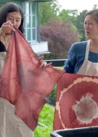 Dorozome of Amami Oshima: Mud Dyeing Lecture and Workshop