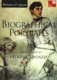 Biographical Portraits, Volume X