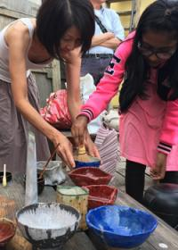 Japanese Tea Bowl Making Workshops at Skip Garden
