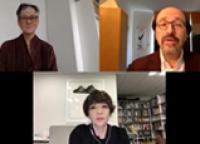 Webinar Video - The Future for the Arts and their Institutions with Mami Kataoka and Rebecca Salter