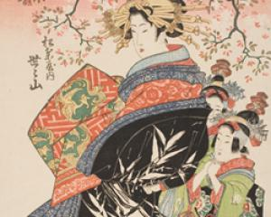 Exhibition - The Kimono in Print: 300 Years of Japanese Design