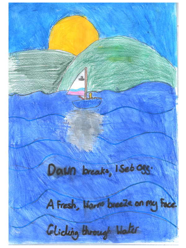 Grand Prize Winner: Hattie Corbishley, 11 years old