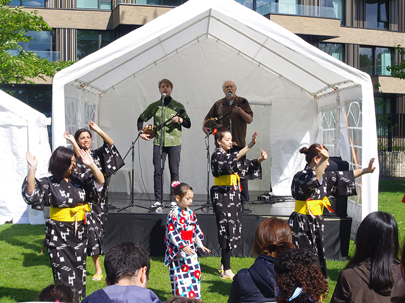 Hammersmith Japanese Garden Community Picnic (May)