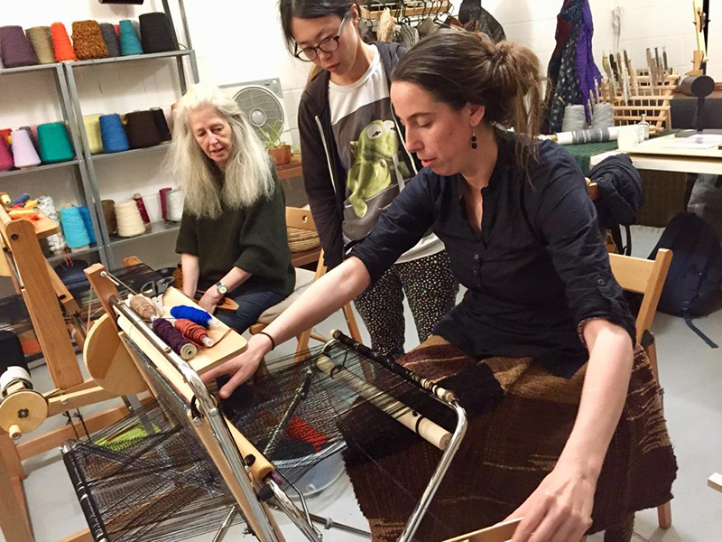Saori Weaving Workshop (Sep)